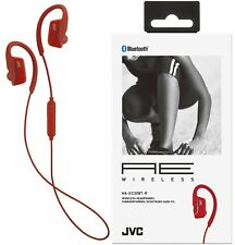 Jvc Ha-ec30bt Écouteur binaural Bluetooth Rouge Casque