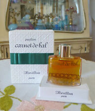 VTG NEW MIB MIPB Revillon CARNET DE BAL Parfum Perfume Splash 0.50 1/2 Oz 15ml