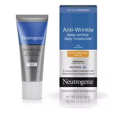 Neutrogena Ageless Intensives Wrinkle Cream - SPF 20 - 1.4 oz EXP: 12/2020& up