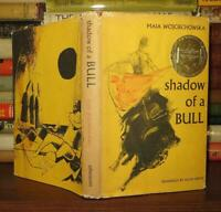 Wojciechowska, Maia SHADOW OF A BULL  1st Edition 5th Printing