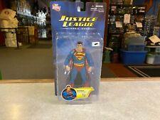 2011 DC Direct Justice League Classic Icons SUPERMAN Series 1 Figure MOC