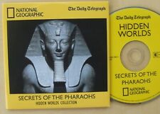 DVD Secrets of the Pharaohs National Geographic promo from Daily Telegraph