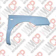 VW Golf MK3 1996-1998 Driver Side Front  Wing in Prime With Oval Flasher Hole