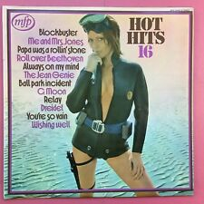 Hot Hits 16 - 12 Covered Tracks From 1973 - MFP-50056 Ex+ Condition Vinyl