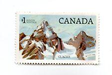 CANADA = $1 1984 Glacier National Park  USED S*