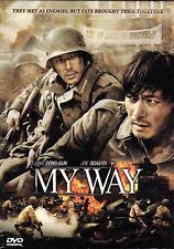 My Way (DVD R0) Fan Bingbing, Jang Dong-gun, Korean Japanese WWII War Drama