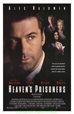 HEAVEN'S PRISONERS MOVIE POSTER Original DS 27x40 TERI HATCHER 1996