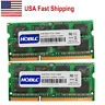 USA NEW 8GB KIT 2X4GB PC3L-12800 DDR3L 1600MHz 204Pin SoDIMM Laptop Memory RAM