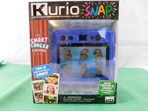 Kurio Snap The Smart Digital Camera for Kids Photos Videos Filters Games Music