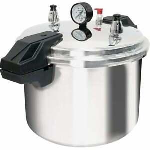 Gourmet Trends 23 Qt. Pressure Canner & Cooker 03210