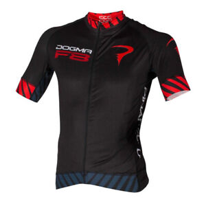 Pinarello Men's Dogma F8 Short Sleeve Cycling Jersey
