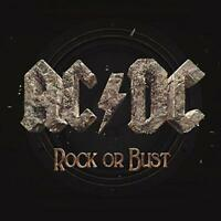AC/DC - Rock Or Bust (NEW VINYL LP)
