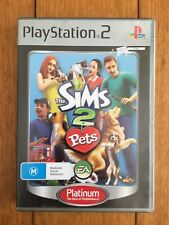 The Sims 2 Pets (PS2, Playstation 2)