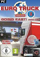 Euro Truck Simulator 2: Going East! (Add-On) von rondomedia   Game   Zustand gut