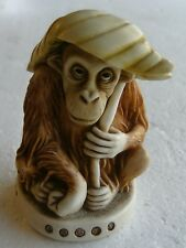 Pongo's Palm orangutan Harmony Kingdom Treasure Jests TJOR2 2000 box