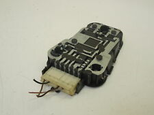 Audi 100 C3 Rear OS Right Outer Wing Light Bulb Holder 443945222