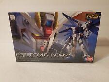 Bandai Real Grade RG 1/144 ZGMF-X10A Freedom Gundam 05