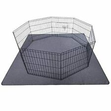 """New listing Upgrade Non-Slip Dog Pads Extra Large 72"""" x 72"""", Washable Puppy Pads with Fast A"""