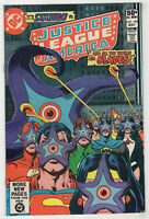Justice League of America #190 (May 1981, DC) [Starro] Conway, Buckler, Smith z
