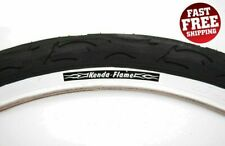 KENDA FLAME BIKE TIRE 26 X 2.125 BLACK/WHITE OR BLACK