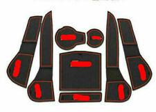 8PZ Accessori tappetini cancello Tappetino di gomma Per Audi A4 B8 S LINE 09-14