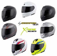 Scorpion EXO-GT3000 Helmet Modular Flip Up Premium DOT Approved XS-2XL