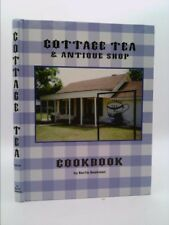 Cottage Tea & Antique Shop - Cookbook  (Signed) by Bertie Beekman