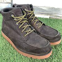UK7.5 Nike ACG Kingman Suede Walking Hiking Comfort Boots - Casual - EU42