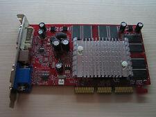 nVidia FX 5200 AGP 128MB DDR VGA/DVI/TV-OUT PN-NA-52000-TD11-FM8336
