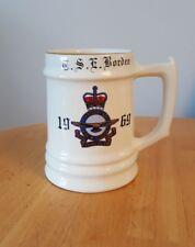 TSE BORDEN 1969 mug cup CFB Borden Canadian Military