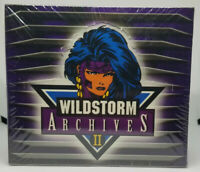 1996 WIDSTORM * WILDSTORM ARCHIVES SERIES 2* 36 PACK SEALED BOX *FACTORY SEALED*