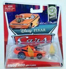 CARS - SNOT ROD WITH FLAMES - Mattel Disney Pixar