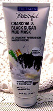 FREEMAN Feeling Beautiful CHARCOAL AND BLACK SUGAR MUD MASK