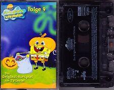 MC Spongebob Schwammkopf Folge 9 - Original-Hörspiel zur TV-Serie - EdelKids