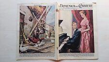 DOMENICA DEL CORRIERE 1958 N°11 BEFFA BUCCARI D'ANNUNZIO DUOMO E SCALA MILANO