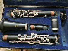 Yamaha YCL 457-18 Bb Klarinette aus Holz deutsches System mit Koffer