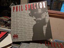 PHIL SPECTOR BACK TO MONO 5 LP SET RECORDS VINYL NEAR MINT