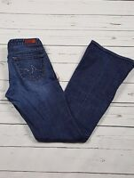 AG Adriano Goldschmied Womens Size 27R The Club Jeans Denim Bootcut Med Wash J50
