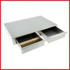 Rancilio Base & Knock Box Drawer, Espresso - INOX - OEM - Made in Italy