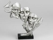 Formano Sculpture de Visages - Argenté (720900)