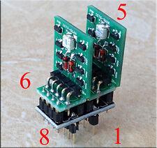HiFi Dual Channels Full Discrete Op Amp Module replace Opa2604 Lme49720