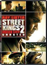 STREET KINGS 2 MOTOR CITY UNRATED- DVD- Ray Liotta- Brand New (HMV-165 / HMV-25)