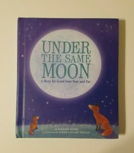 """Hallmark """"Under The Same Moon"""" Recordable Storybook (Hardcover)"""