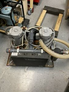 Midmark Classic Air Vacuum