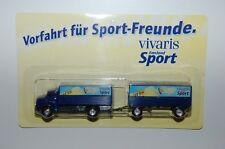 Werbetruck  Nostalgie-Truck  Mercedes Benz  Vivaris Emsland Sport  9