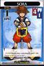 Sora Lv1 (U #1/91 - Base Set) Disney Kingdom Hearts TCG English Card