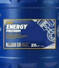 PREMIUM MANNOL Fully Synthetic Oil 5w30 Car Engine Oil Low Saps C3 SN/CF - 20 L