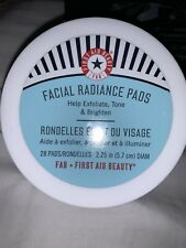 First Aid Beauty Facial Radiance Pads ~ 28 Pads ~ Brand New & Sealed!