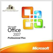 Microsoft Office 2007 Professional Plus Produktschlüssel MS Office 2007 Pro Key