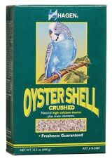 New listing Hagen Oyster Shells Crushed Bird Calcium Supplement 15.5 oz Box